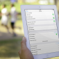 Go Eye on an iPad - customising the App the way you like, a lot of options are provided